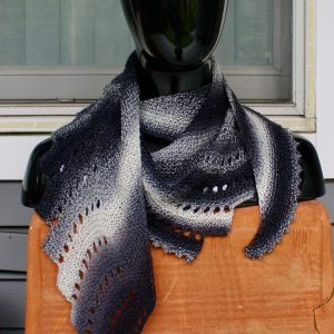 Fashionable Shawlette FS0020 02