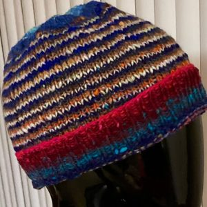 Grandpa Helical Striped Hat - GH0020 01