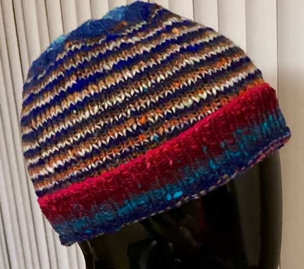 Grandpa Helical Striped Hat - GH0020 01