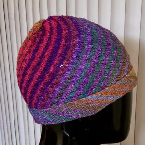 Uneek Striped Hat - USH0010 01