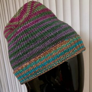 Uneek Striped Hat - USH0020 01