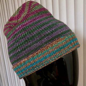 Uneek Striped Hat - USH0020 01